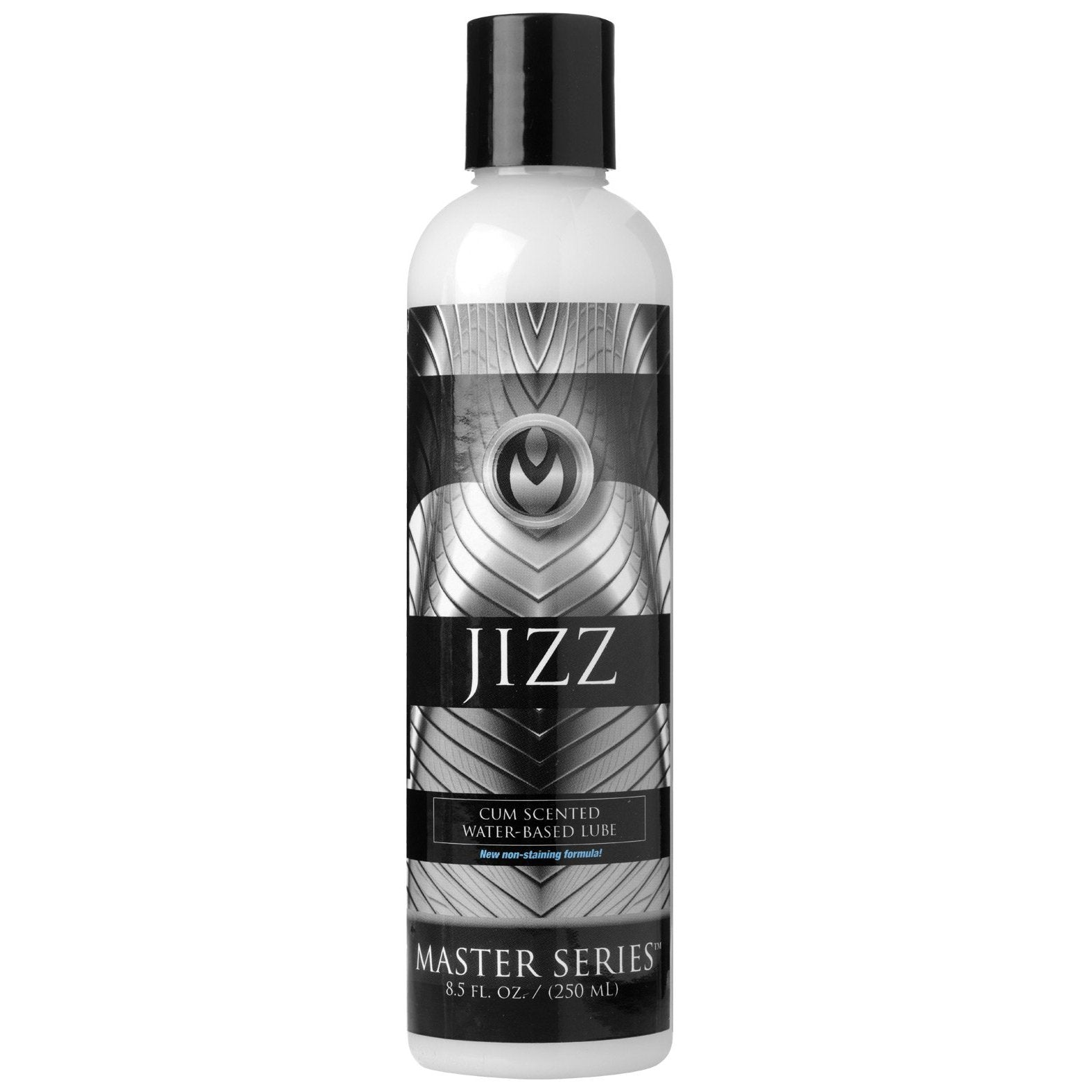 Master Series Jizz Scented Lube - 8oz-Adam's Toy Box