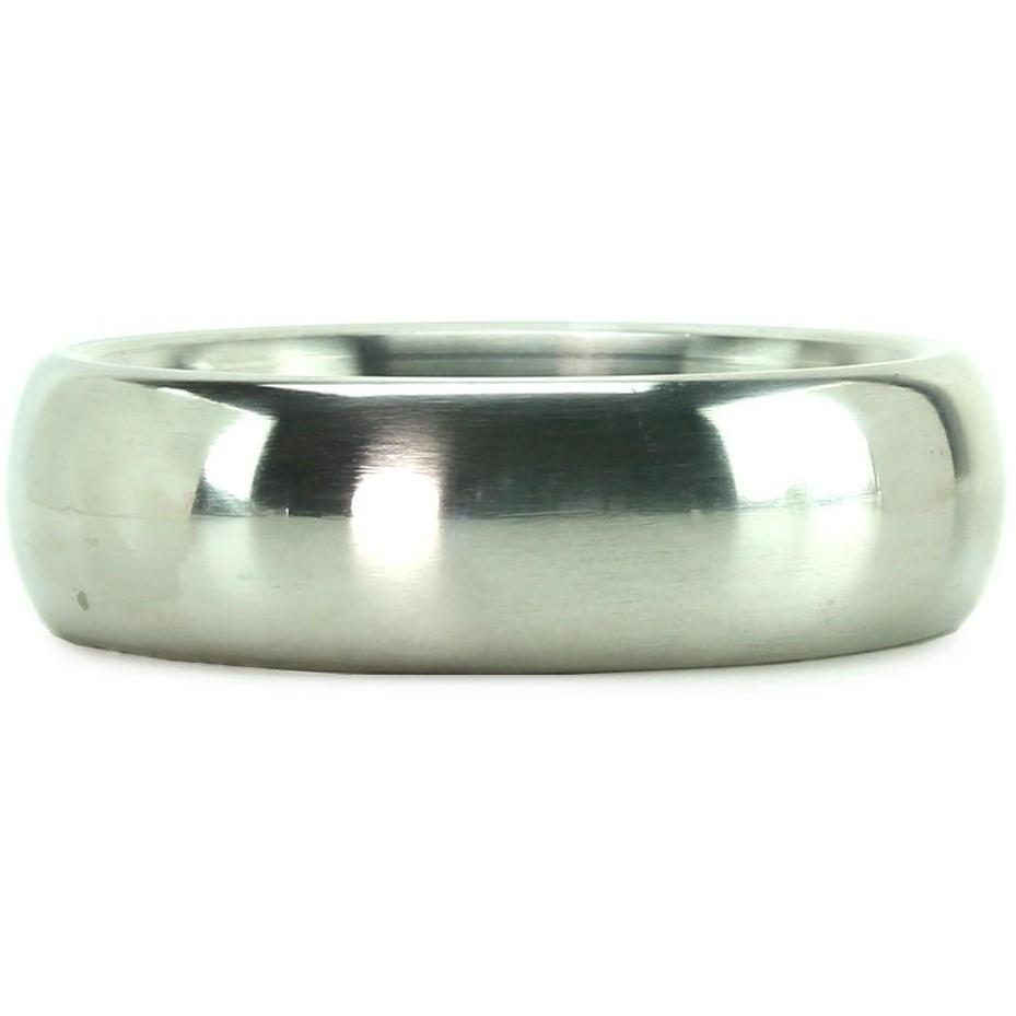"Master Series Sarge 1.75"" Stainless Steel Cock Ring - Gay Men's Sex Toys - Adam's Toy Box"