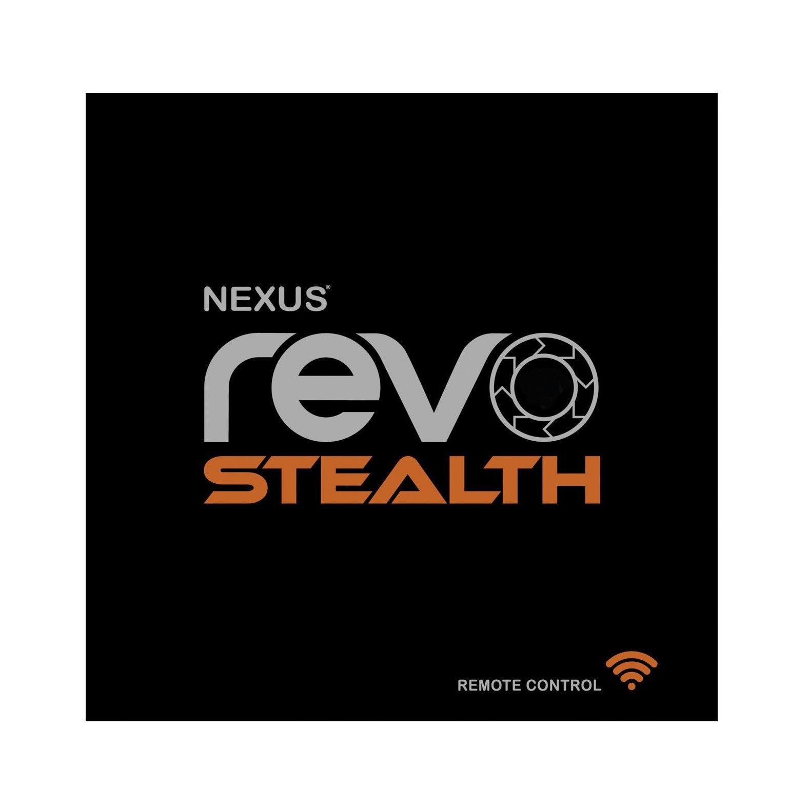 Nexus Revo Stealth Remote Control Rotating Prostate Massager-Adam's Toy Box