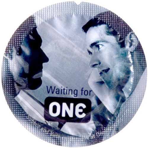 ONE Pride Condoms - Bowl of 100 - Gay Men's Sex Toys - Adam's Toy Box