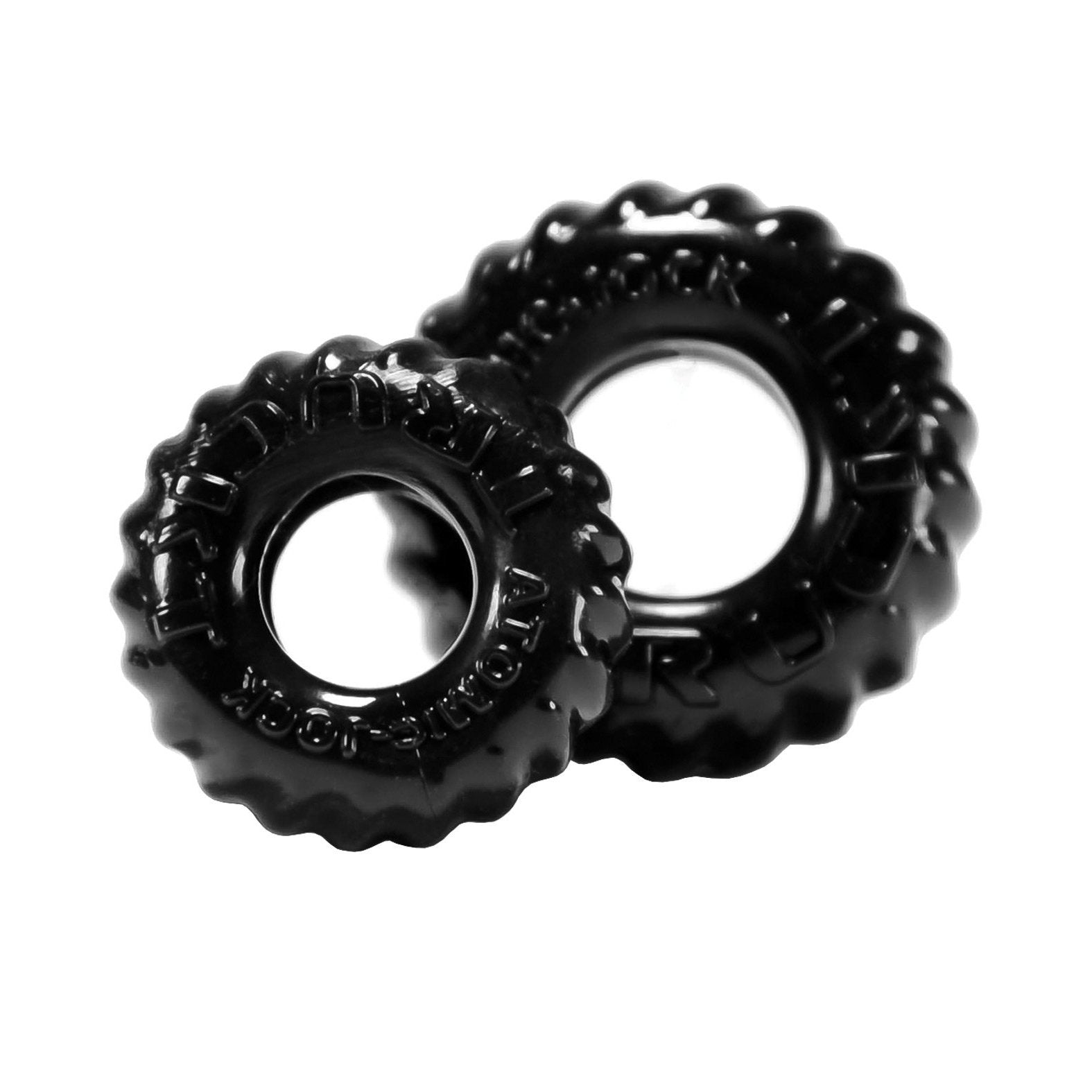 Oxballs TruckT Cock & Ball Ring - Pack of 2 - Gay Men's Sex Toys - Adam's Toy Box