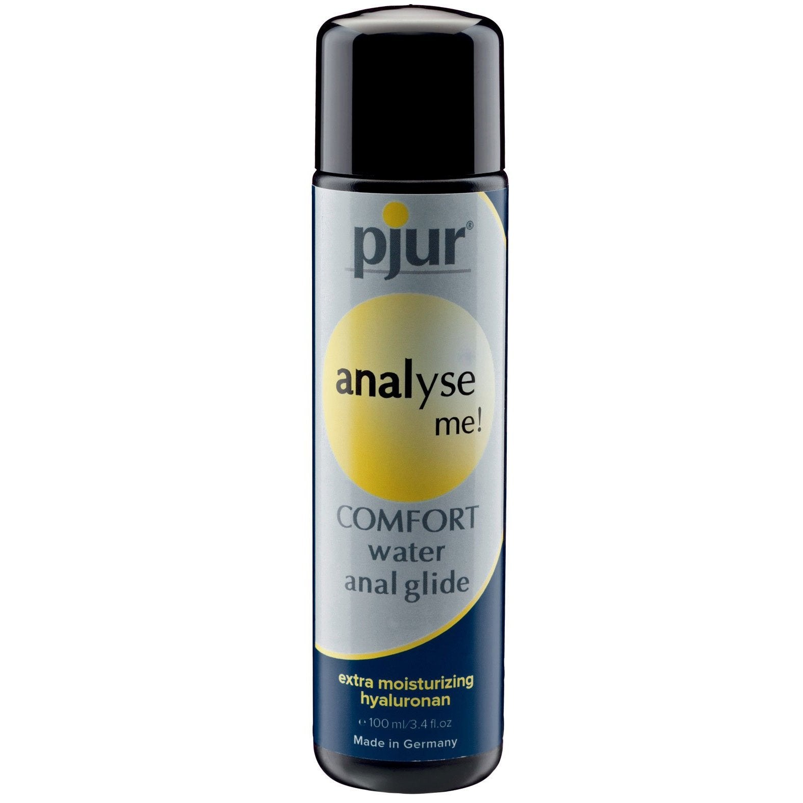 Pjur Analyse Me Water Based Personal Lubricant - 100ml - Gay Men's Sex Toys - Adam's Toy Box