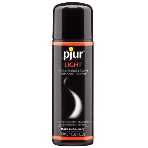 Pjur Original Light Silicone Personal Lubricant - Gay Men's Sex Toys - Adam's Toy Box