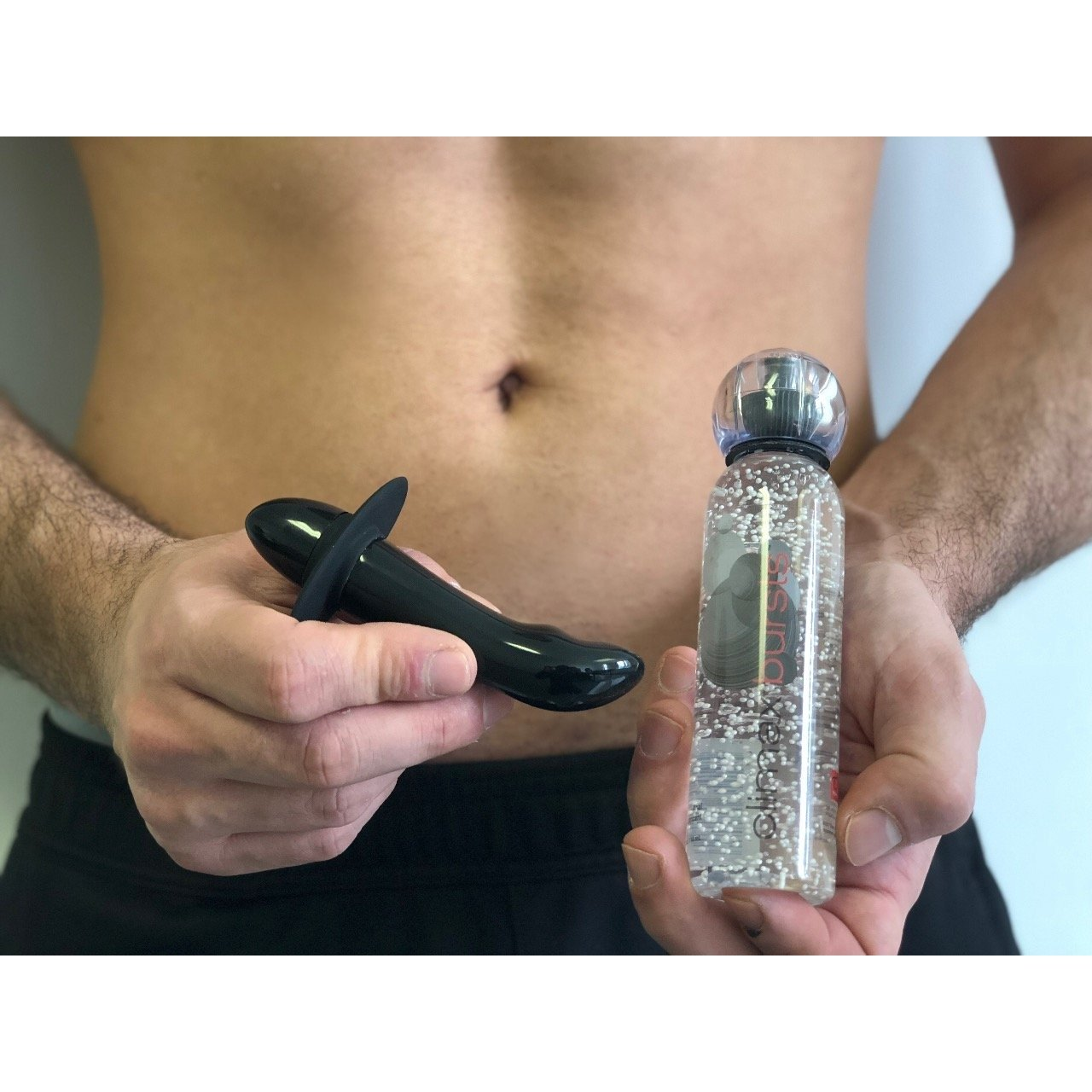 Quest Prostate Bullet + Free Climax Bursts Lube - Gay Men's Sex Toys - Adam's Toy Box