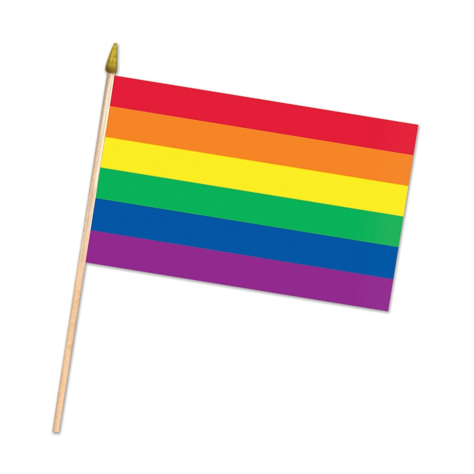 Rainbow Fabric Flag - Gay Men's Sex Toys - Adam's Toy Box