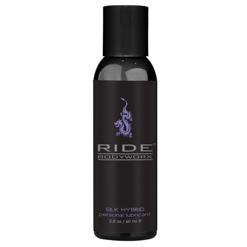 Ride BodyWorx Silk Hybrid Lubricant - Gay Men's Sex Toys - Adam's Toy Box