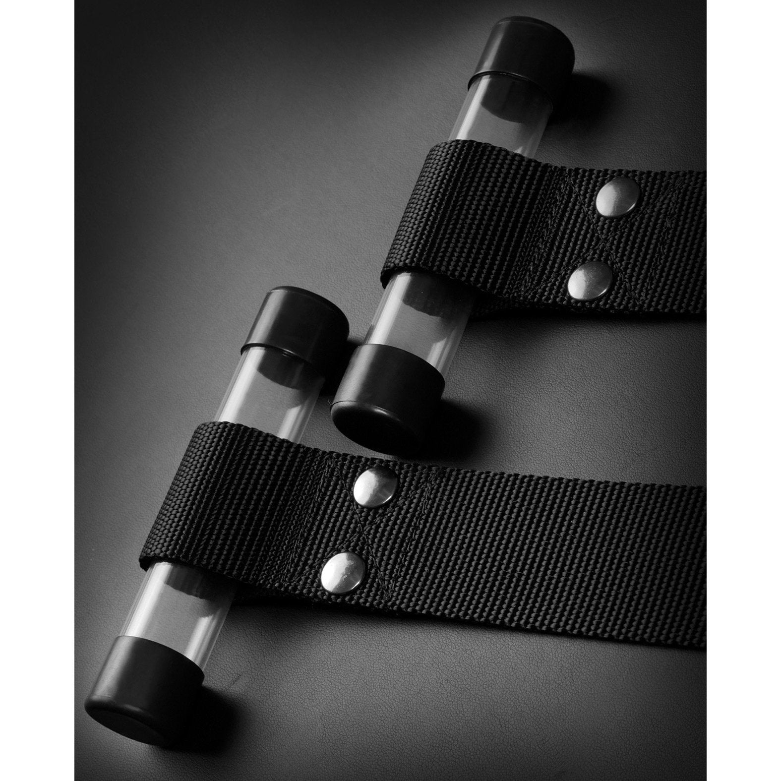 Sir Richards Command Bondage Door Cuffs - Gay Men's Sex Toys - Adam's Toy Box