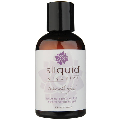 Sliquid Organics Natural Gel - Gay Men's Sex Toys - Adam's Toy Box