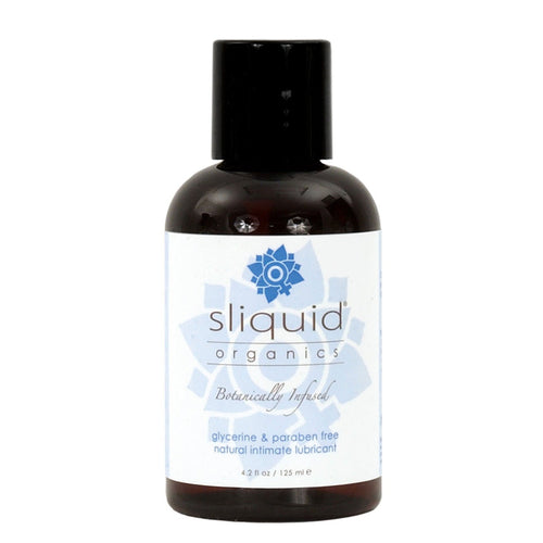 Sliquid Organics Natural Intimate Lubricant - Gay Men's Sex Toys - Adam's Toy Box