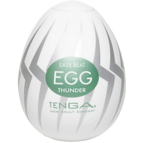 Tenga Hard Gel Egg Male Masturbator - 6 varieties - Gay Men's Sex Toys - Adam's Toy Box