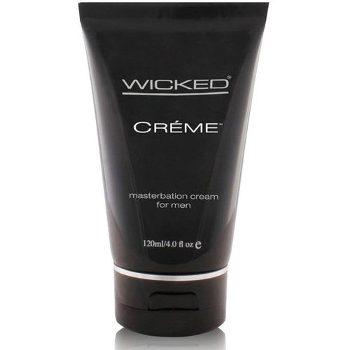 Wicked Sensual Care Collection Masturbation Cream for Men - 4 oz - Gay Men's Sex Toys - Adam's Toy Box