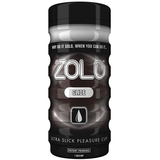 ZOLO Glide Cup Male Masturbator-Adam's Toy Box