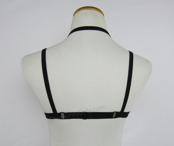 Bettie chest harness - KinkyGirly - 3