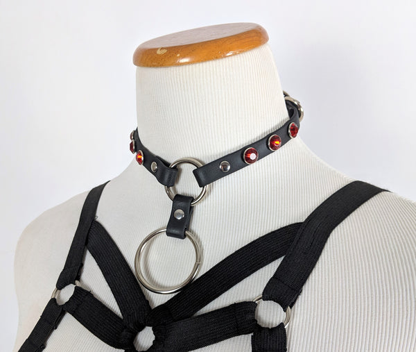Odon vegan or leather collar