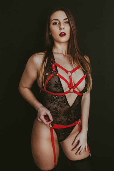 Tempest harness unisex