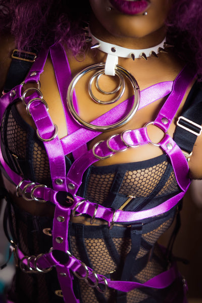 Storm multiway body harness