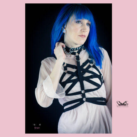Elysia fully adjustable harness