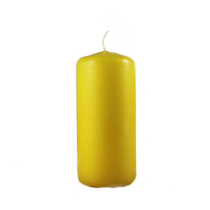 Beeswax Blended Pillar Candle - 2x4