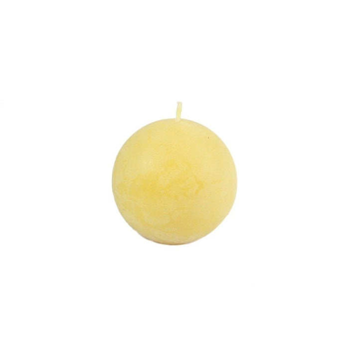 Beeswax Ball Candle
