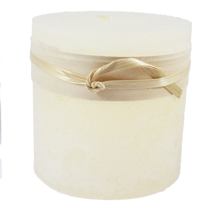 Vance Timber Pillar Candles - 4 X 4 inches - Candlestock.com