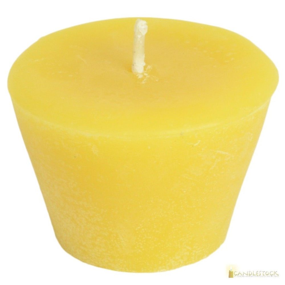 Beeswax Floating Votive Candle - Candlestock.com