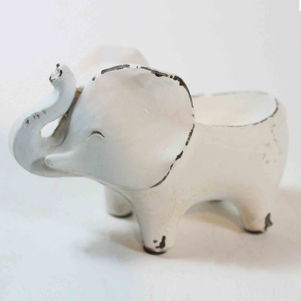 Littlest Elephant Tea Light Candle Holder - Candlestock.com