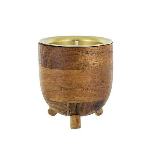 Rewined Barrel Aged Wooden Scented Jar Candle