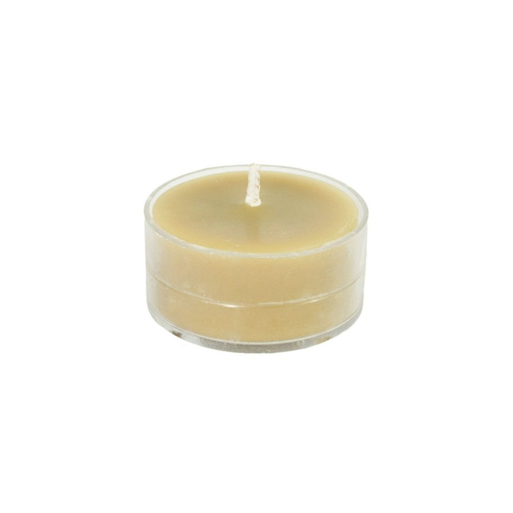 Bayberry Tea Light Candle - Bayberry and Beeswax Blended Tea Light Candle - Candlestock.com