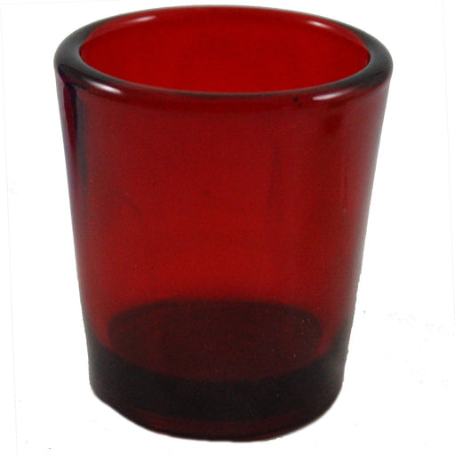 Glass Fifteen Hour Votive Candle Cup - Candlestock.com
