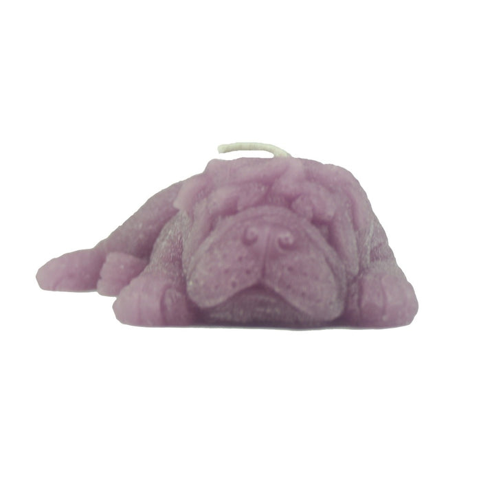 Find the perfect gift for a child or dog lover with our handmade novelty dog candle - Candlestock.com