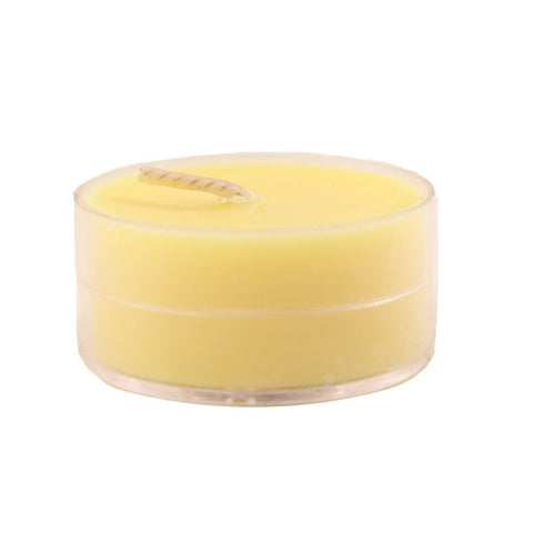 Beeswax And Soy Scented Tea Light Candle