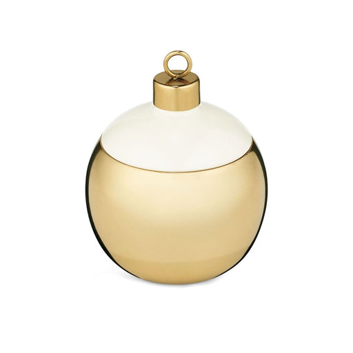 Illume Metal Ornament Scented Jar Candle