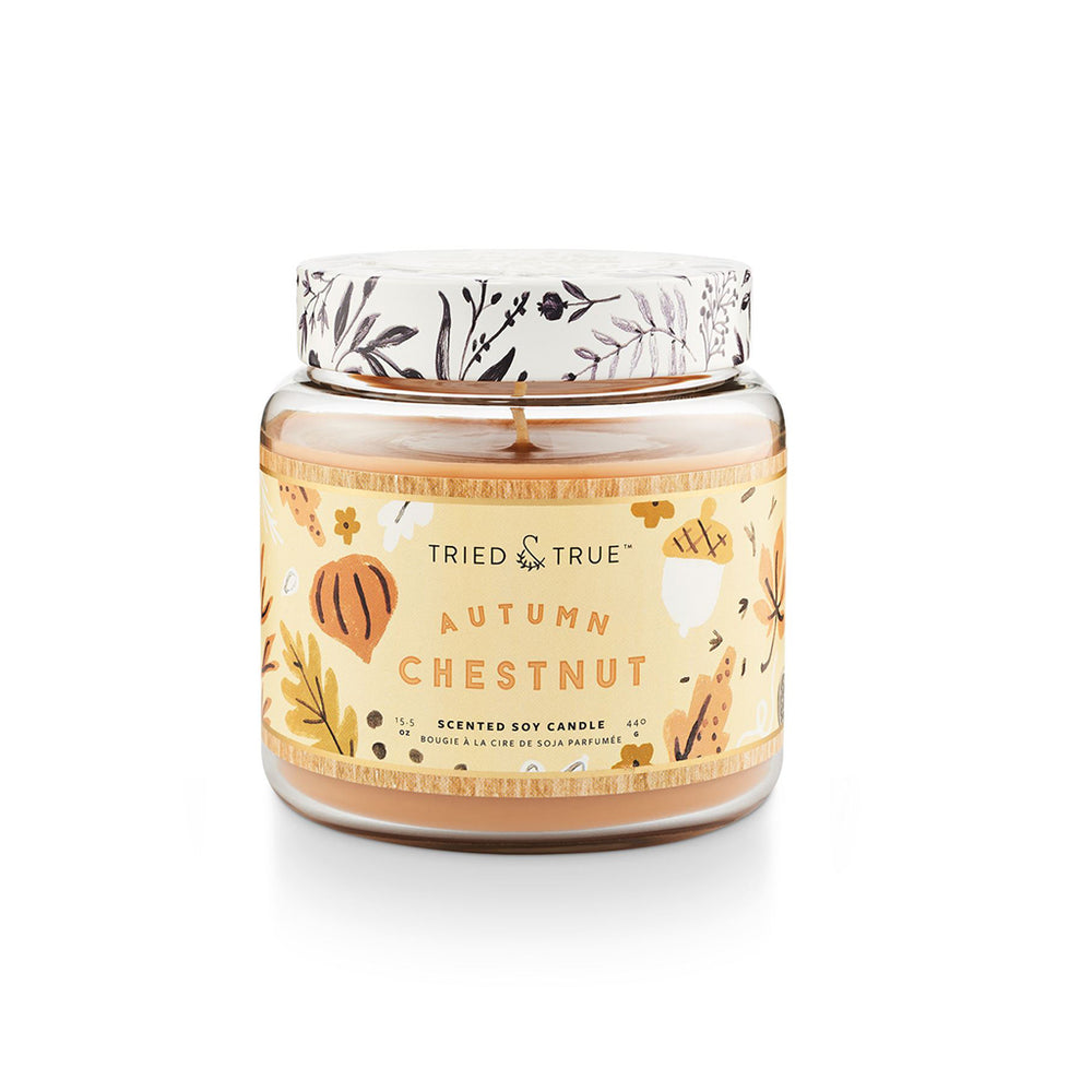 Illume Tried & True Scented Jar Candles - Autumn Scents