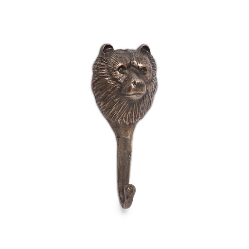 Bear Head Wall Hook