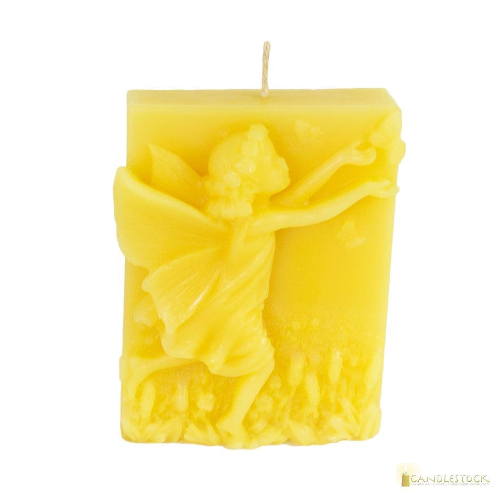 Candlestock Beeswax Fairy Relief Candle
