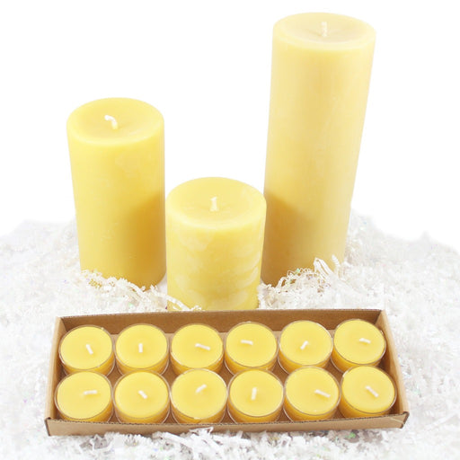 Beeswax Lovers Bundle - Candlestock.com