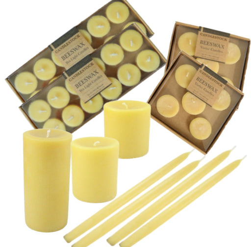 Beeswax Lovers Biggest Bundle