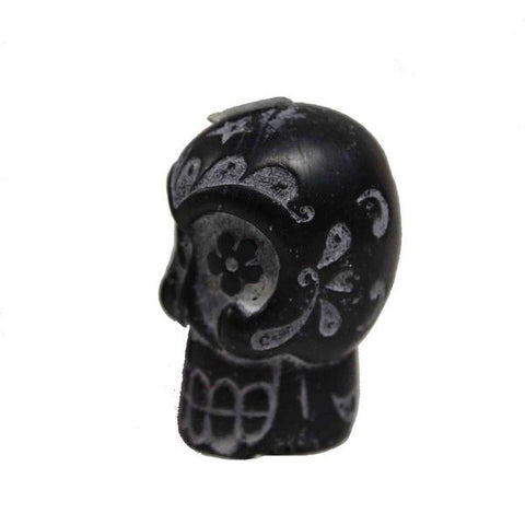Skull Candle - Candlestock.com