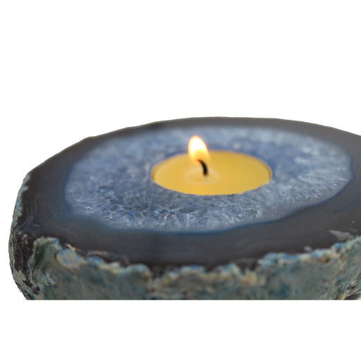 Agate Tea Light Candle Holder - Candlestock.com