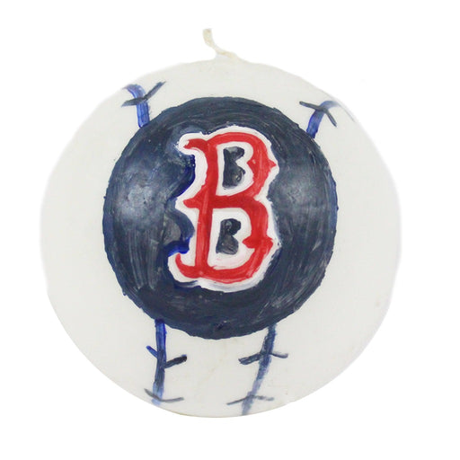 Baseball Painted Ball Candle - Candlestock.com