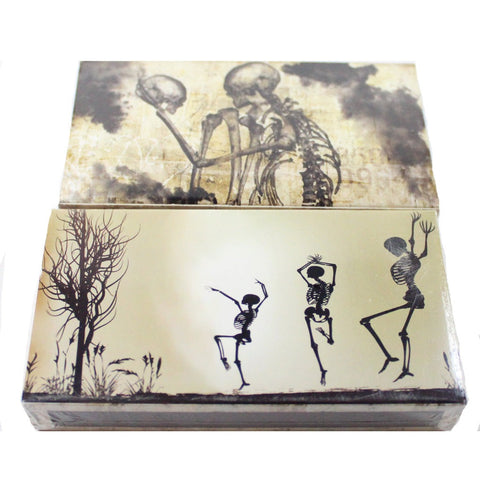 Dancing Skeletons Matches - Candlestock.con