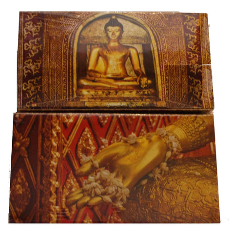 Golden Buddha Matches