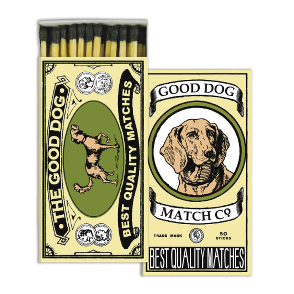 The Good Dog Matches