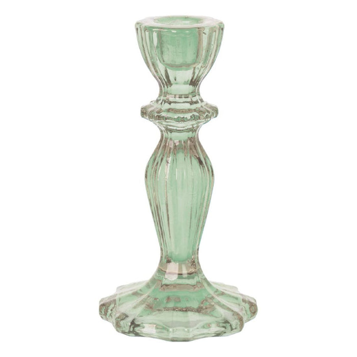 Beeswax Rolled Glitter Taper Candle - Candlestock.com