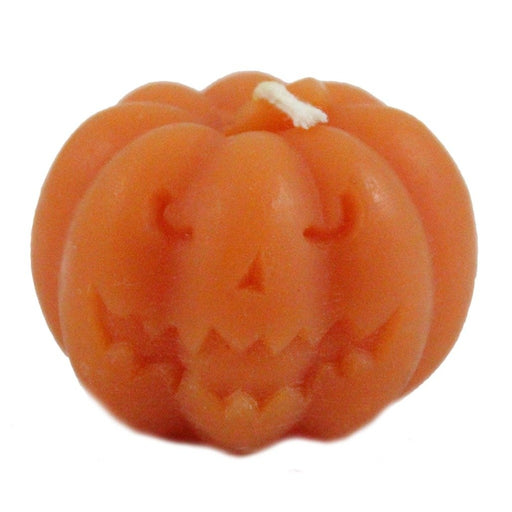 Beeswax Jack O Lantern Candle - Candlestock.com