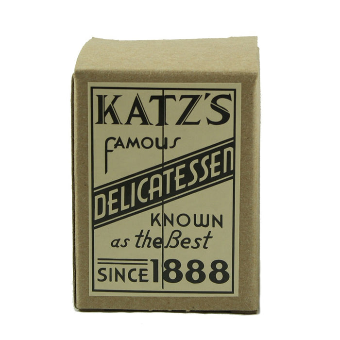 Kat'z Deli Chocolate Egg Cream Scented Jar Candle