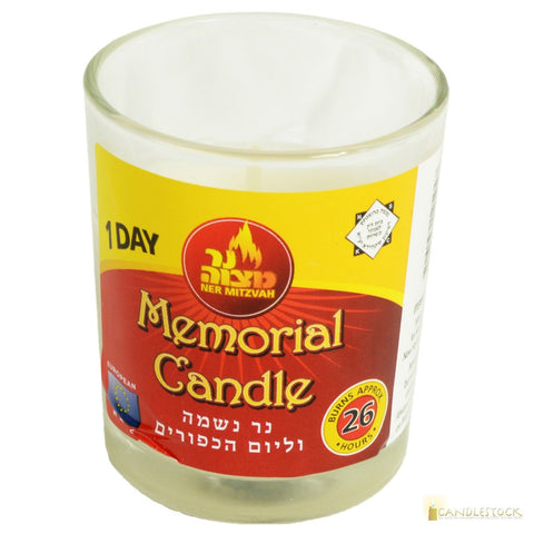 Memorial Candle In Multiple Styles