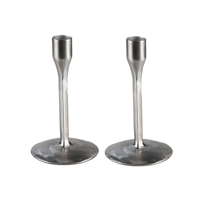 Moku Metal Taper Candle Holder