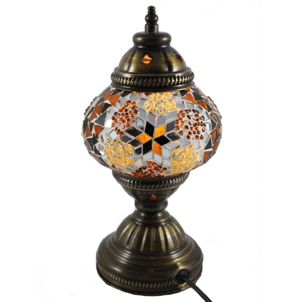 handcrafted large mosaic table turkish productcategory dsc lamp lamps