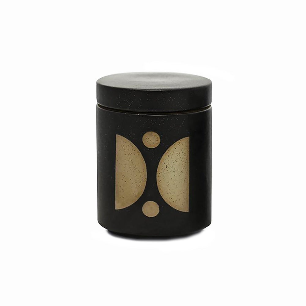 Paddywax Form Collection - Palo Santo Suede Scented Jar - Candlestock